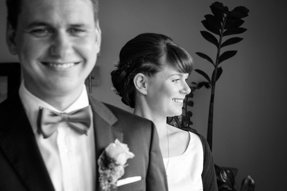 Hochzeit in Strausberg von Nadja und Michael
